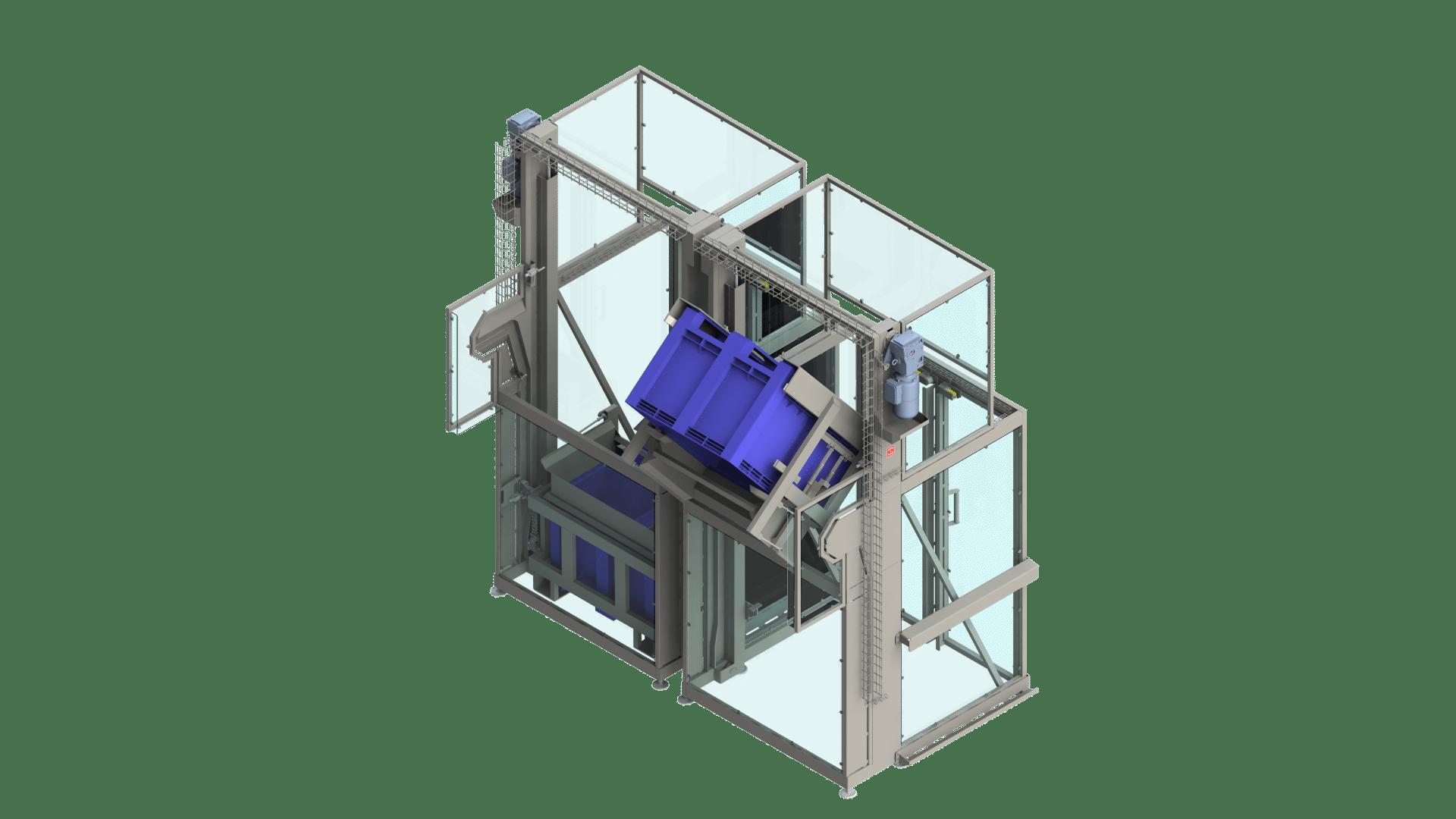 Nimo-KG levererar under mars 2021 två maskiner till en chokladfabrik i Schweiz, tillhörandes en av världens främsta chokladtillverkare. Maskinerna som levereras är tvåpelarlyftar av modellen SK 800 MK2 som ska användas till att tömma nötter.